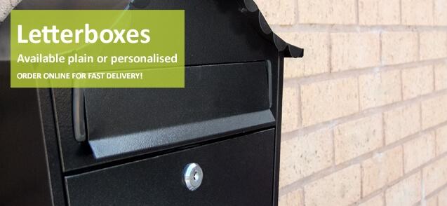 Lockable Letterboxes