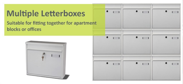 Multiple Mailboxes for communal areas