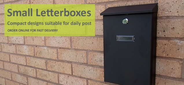 Rear Access Letter boxes
